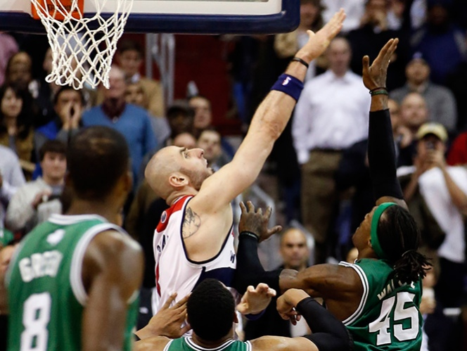 En tiempo extra, Boston vence a Washington