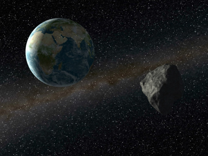 Ante amenaza de asteroide la NASA tiene una recomendacin: rezar