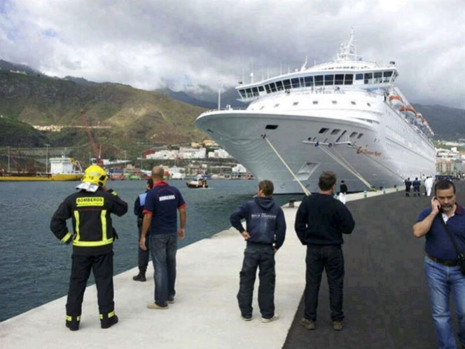 Realizaban un simulacro de evacuacin y mueren cinco en un crucero
