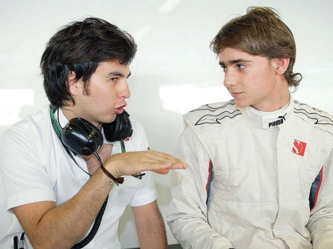 Checo y Esteban piden F1 en Mxico