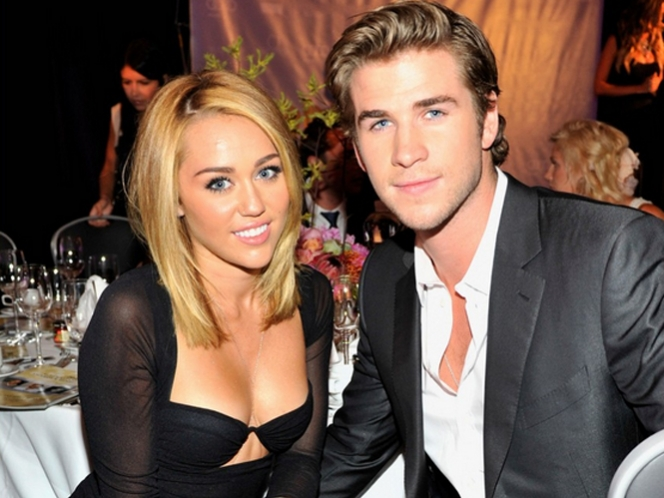 Cyrus y Hemsworth termina su amor