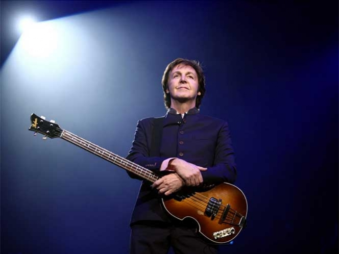 Paul McCartney soplará 71 velas