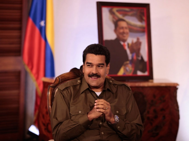 &lt;i&gt;Ojal sacaran a Obama de la desinformacin&lt;/i&gt;, afirma Maduro