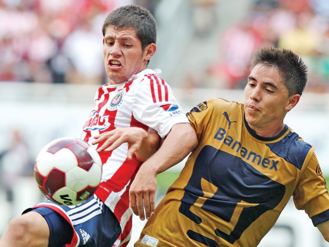 Pumas vs Chivas, equipos que estn al alza