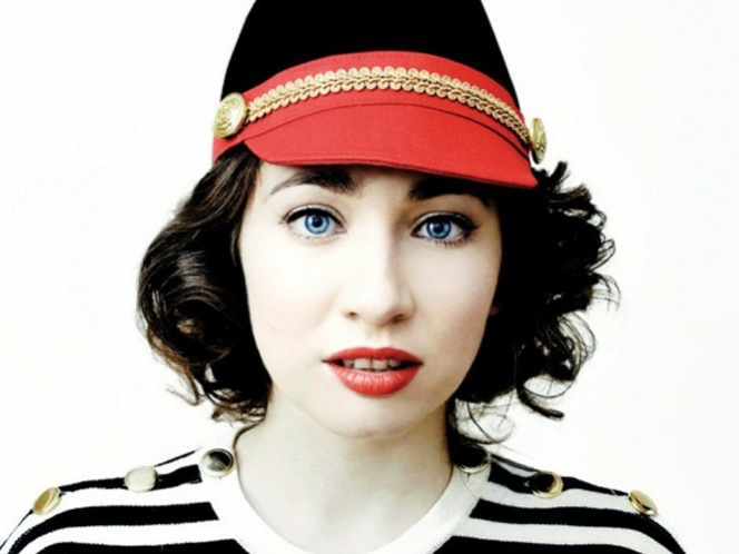 Regina Spektor ama viajar
