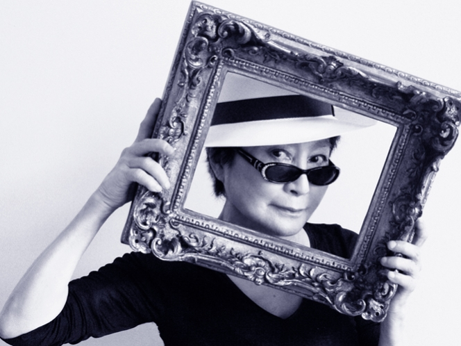 Yoko Ono debutar en Polonia