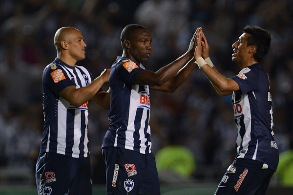 Sin problemas, los Rayados concretaron su pase. (Mexsport)