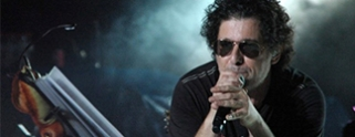 Calamaro seduce a chilenos